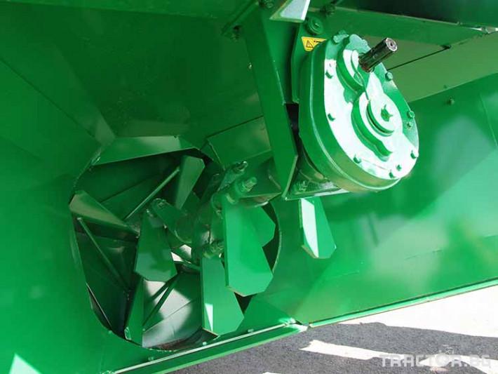 Техника за почистване Роторен снегорин за трактор 14 - Трактор БГ