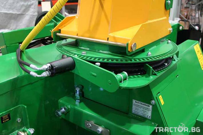 Техника за почистване Роторен снегорин за трактор 15 - Трактор БГ