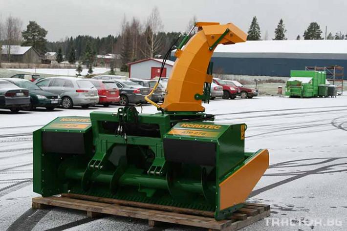 Техника за почистване Роторен снегорин за трактор 20 - Трактор БГ