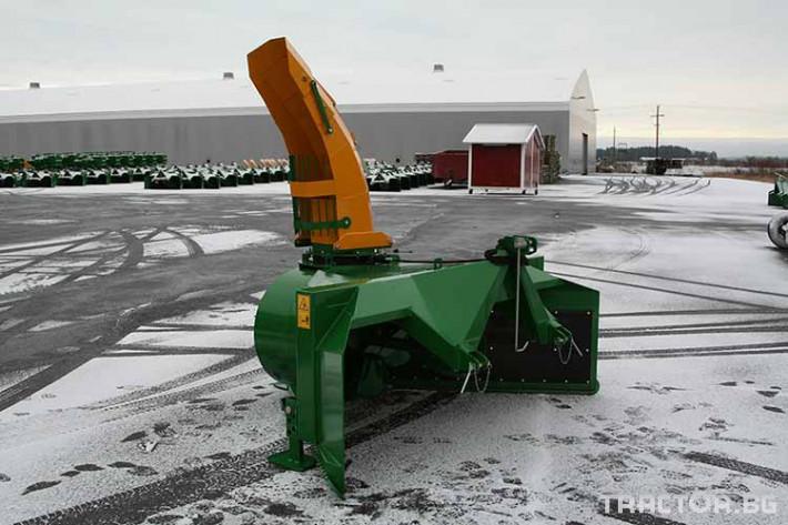 Техника за почистване Роторен снегорин за трактор 18 - Трактор БГ