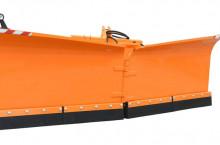 Снегорин за трактор и камион /DIN плоча