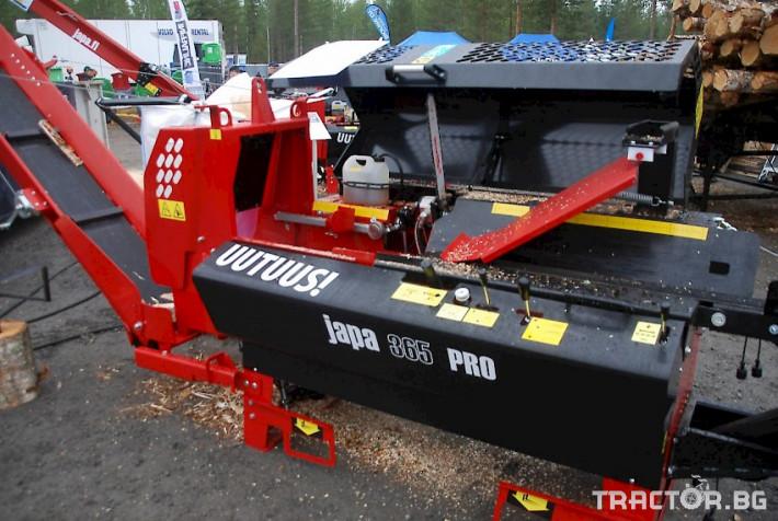 Машини за дърводобив JAPA 365 BASIC нов модел! машина за рязане и цепене 1 - Трактор БГ