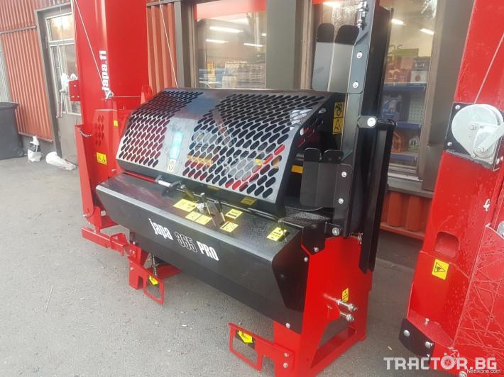 Машини за дърводобив JAPA 365 BASIC нов модел! машина за рязане и цепене 0 - Трактор БГ
