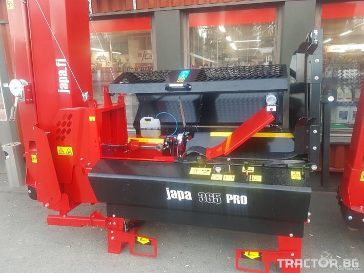Машини за дърводобив JAPA 365 BASIC нов модел! машина за рязане и цепене 10 - Трактор БГ