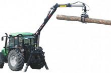 Кран за дърва PALMS за трактор