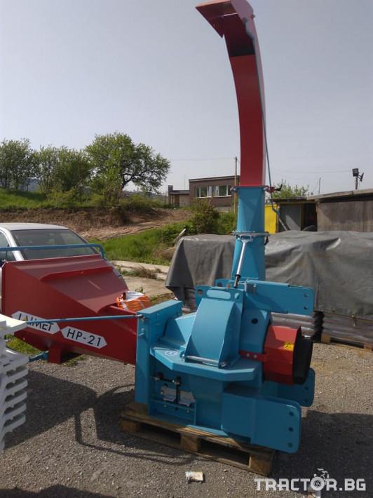 Машини за дърводобив НАЛИЧНА дробилка LAIMET HS21A 28 - Трактор БГ