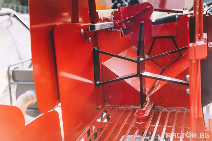 Машини за дърводобив JAPA мобилни машини за рязане и цепене на дърва 2 - Трактор БГ