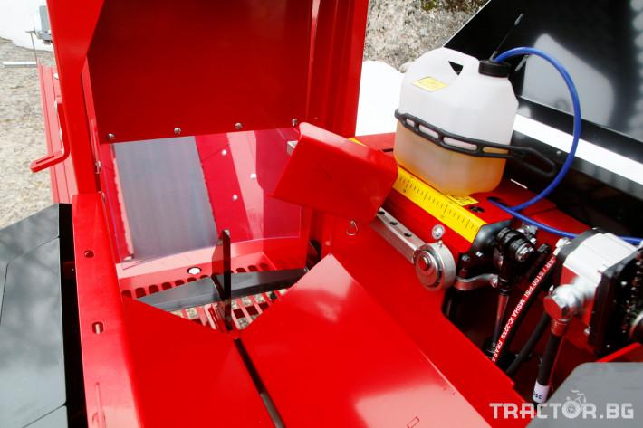 Машини за дърводобив JAPA 365 PRO мобилна машина за рязане и цепене на дърва 2 - Трактор БГ