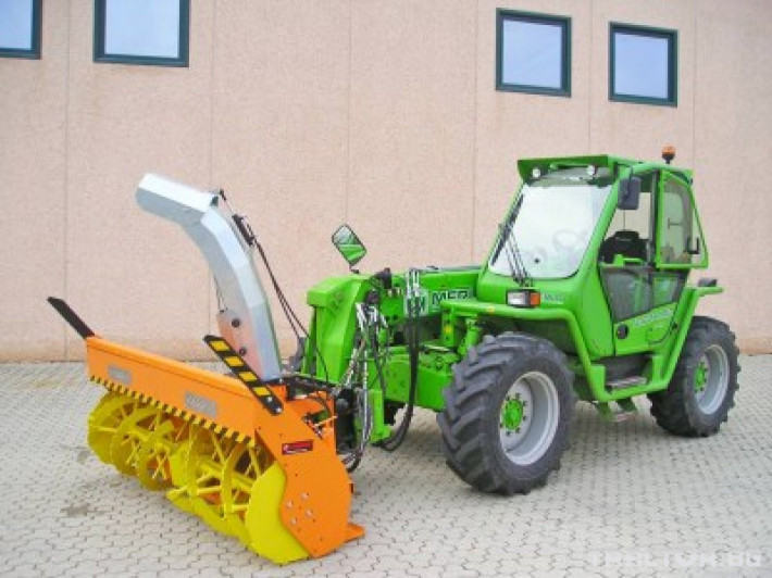 Техника за почистване Роторен снегорин за трактор 1 - Трактор БГ