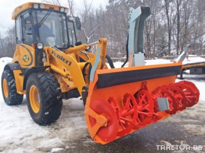 Техника за почистване Роторен снегорин за трактор 3 - Трактор БГ