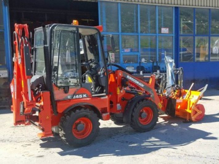 Техника за почистване Роторен снегорин за трактор 21 - Трактор БГ