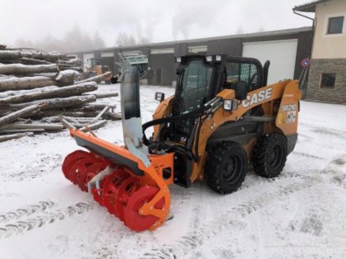Техника за почистване Роторен снегорин за трактор 22 - Трактор БГ