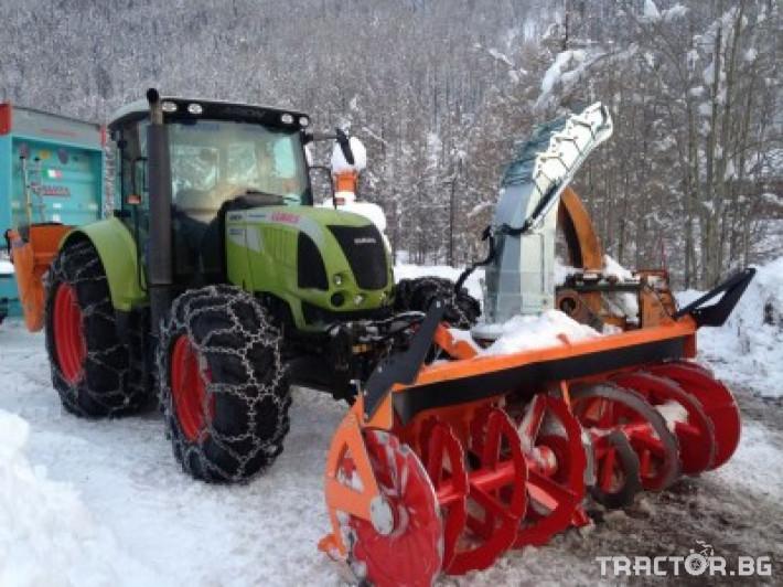 Техника за почистване Роторен снегорин за трактор 0 - Трактор БГ