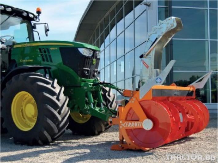 Техника за почистване Роторен снегорин за трактор 2 - Трактор БГ