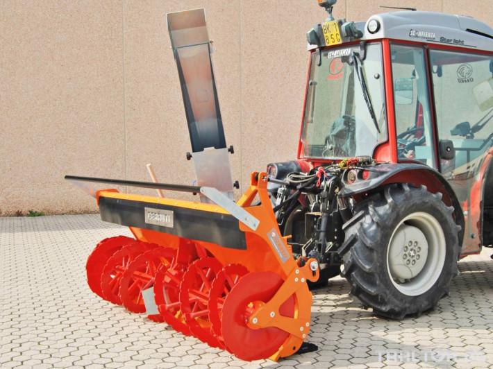 Техника за почистване Роторен снегорин за трактор 24 - Трактор БГ
