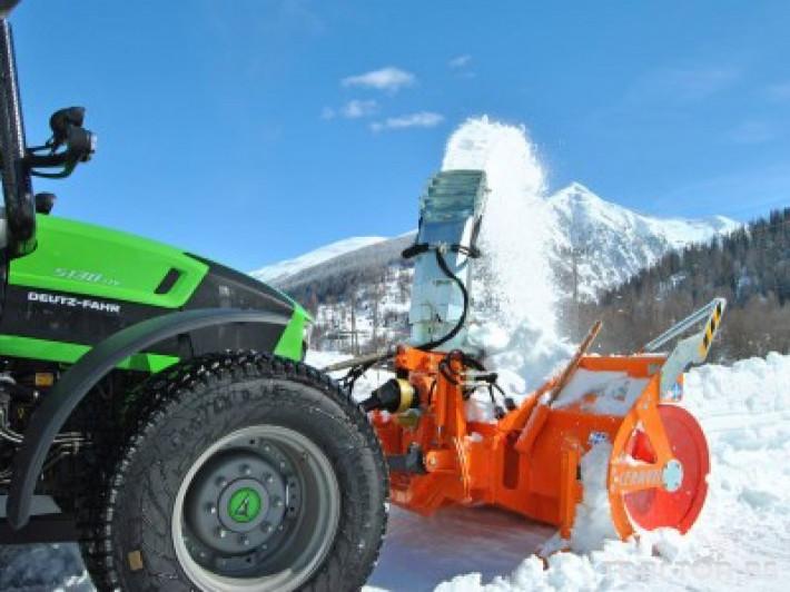 Техника за почистване Роторен снегорин за трактор 26 - Трактор БГ