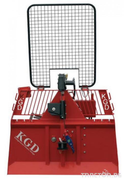 Машини за дърводобив Горски лебедки KGD Königswieser AUSTRIA 5 - Трактор БГ