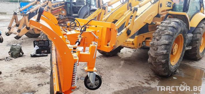Техника за почистване Снегорин за комбиниран багер 8 - Трактор БГ