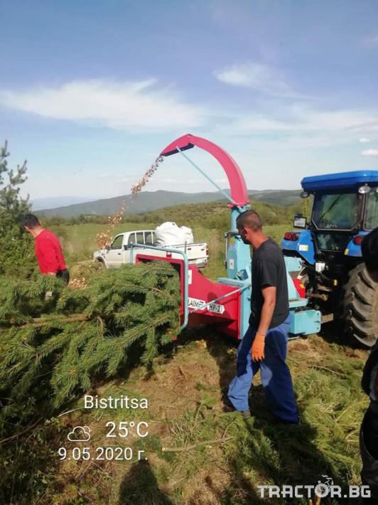 Машини за дърводобив НАЛИЧНА дробилка LAIMET HS21A 1 - Трактор БГ