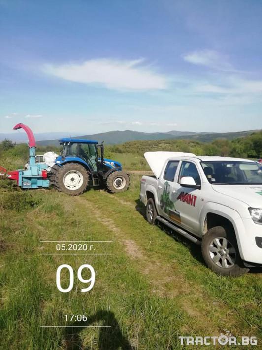 Машини за дърводобив НАЛИЧНА дробилка LAIMET HS21A 6 - Трактор БГ