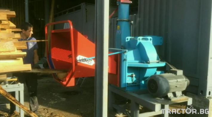 Машини за дърводобив НАЛИЧНА дробилка LAIMET HS21A 32 - Трактор БГ